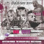 Ink&Cutz Tattoo Convention 2019