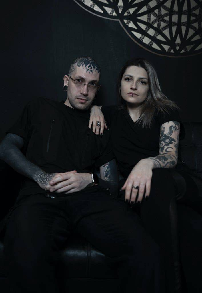 Interview. Lina Shulyar and Dmitrii Mironenko: «Tattoos are a part of us»