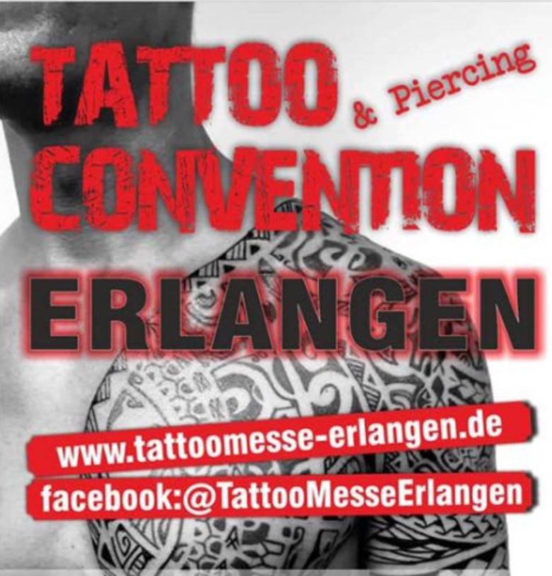 Tattoo Messe Erlangen
