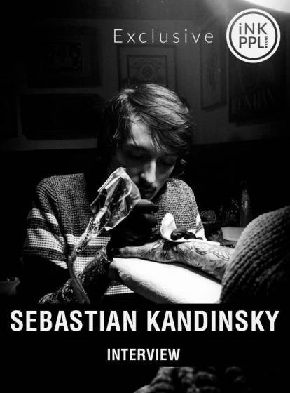Interview. Sebastian Kandinsky