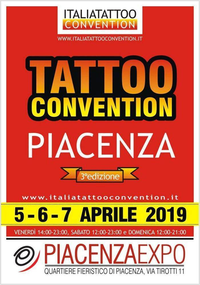 3° Tattoo Convention Piacenza