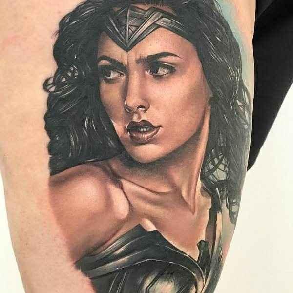 Tattoo Artist Sarah Miller