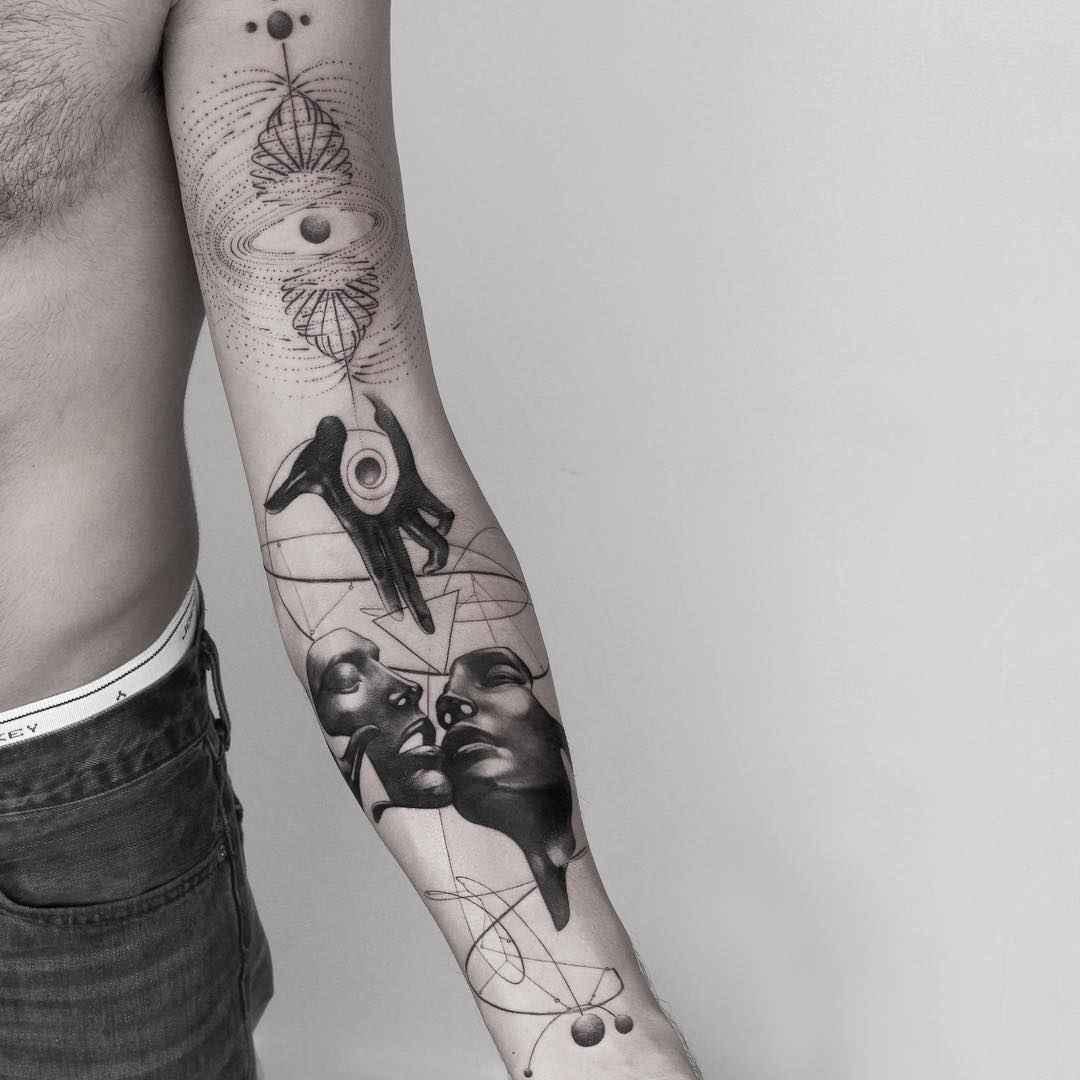 Tattoo Ideas Magazine: Oscar Akermo
