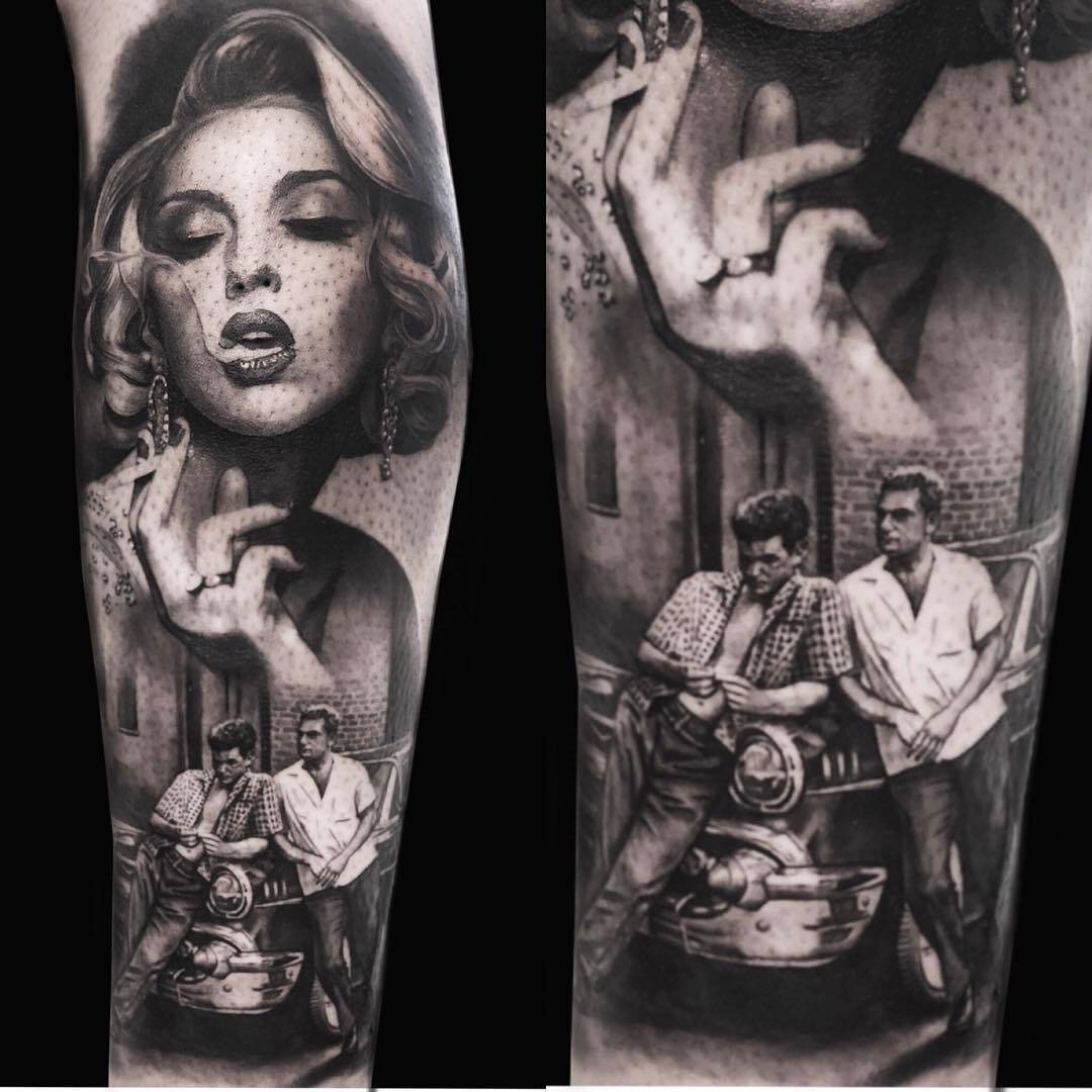 Matteo Pasqualin\'s hyperrealistic tattoos
