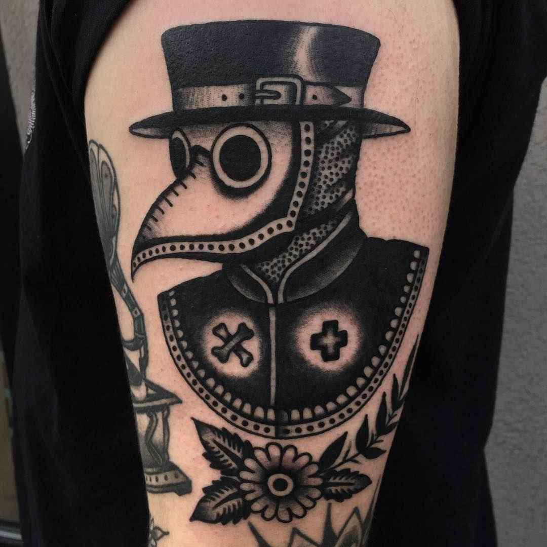 Traditional tattoos victor vaclav inkppl tattoo for Montreal tattoo artists