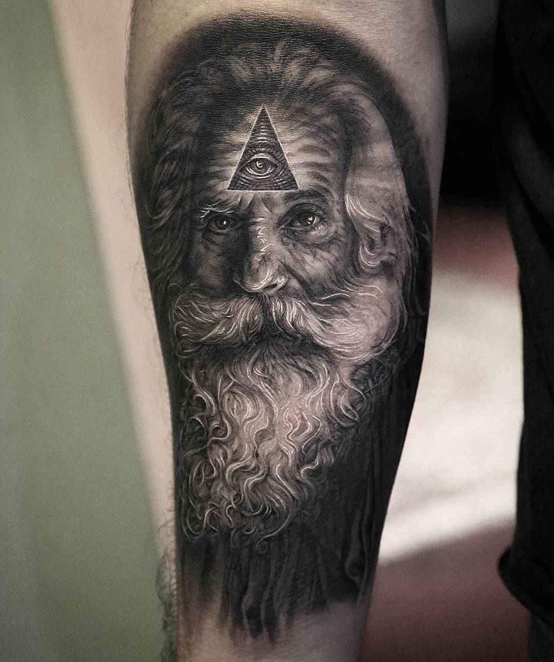 Stefano alcantara tattoo realism from peru inkppl for Tattoo artist in fort lauderdale