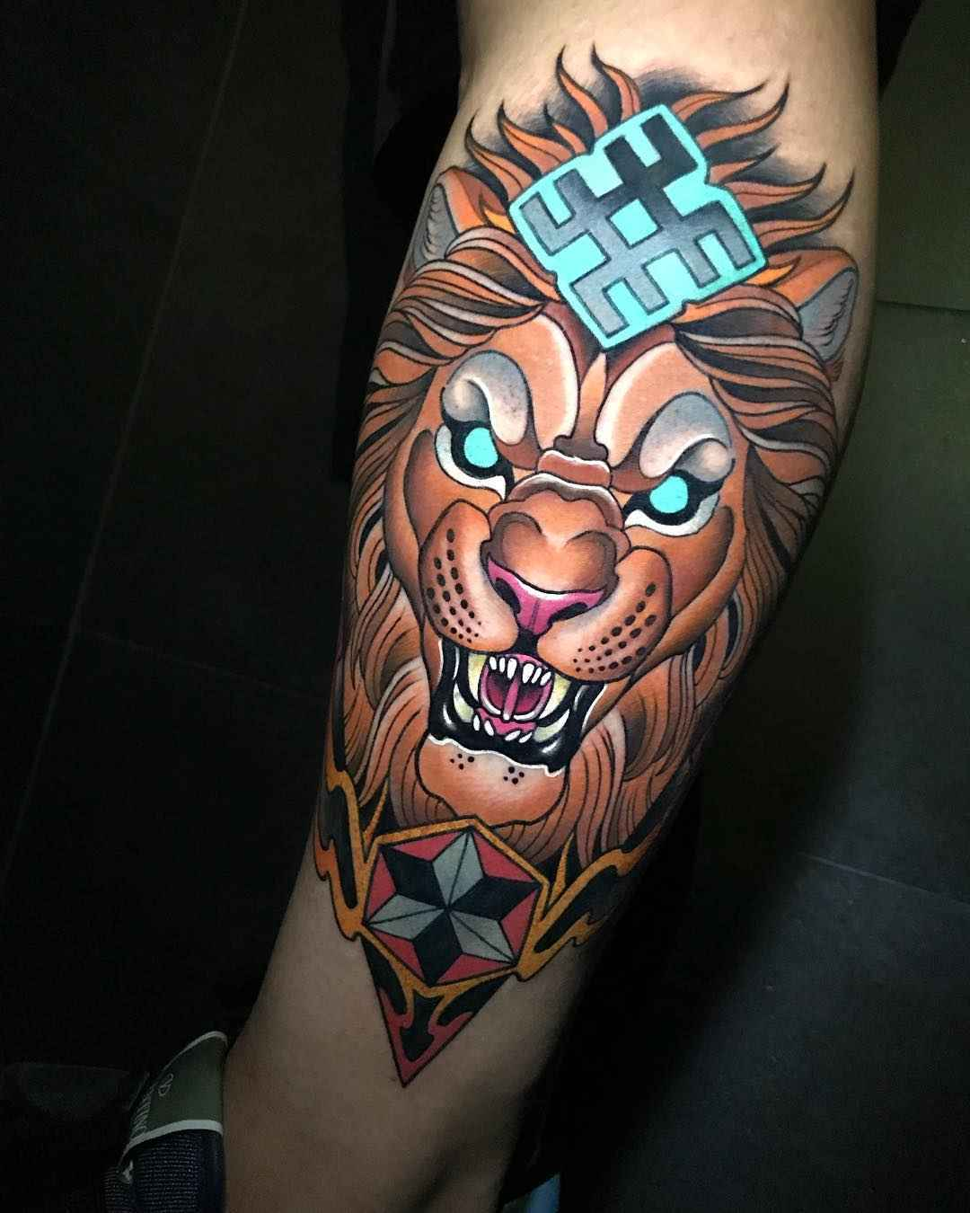 Neo traditional tattoo by johnny domus mesquita inkppl for Best traditional tattoo artists
