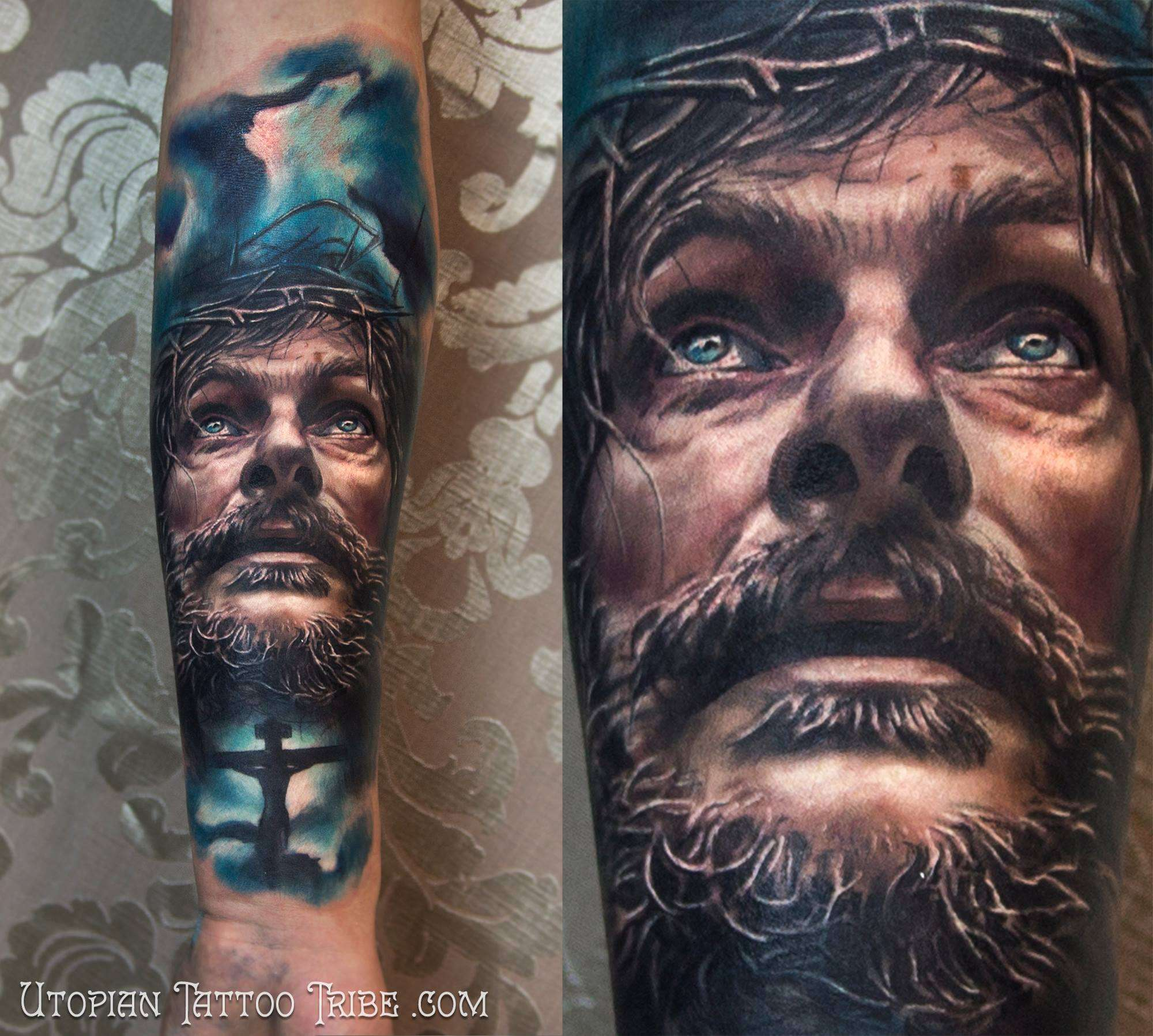 Hypercolor realism by charles huurman inkppl tattoo magazine for Best realism tattoo artist