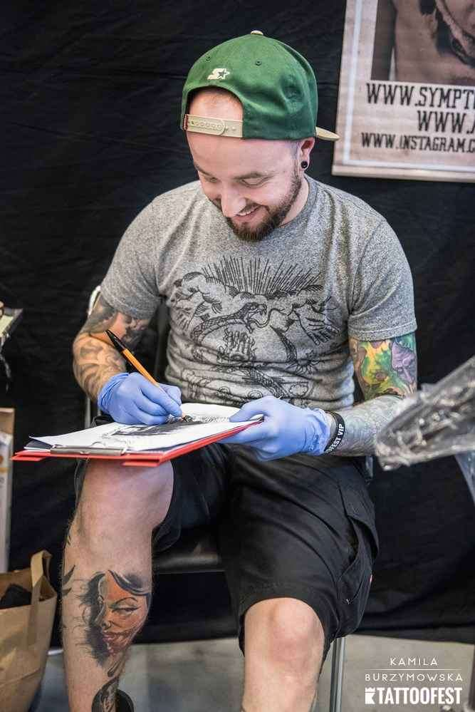 12th Tattoofest convention in Krakow | 1 день