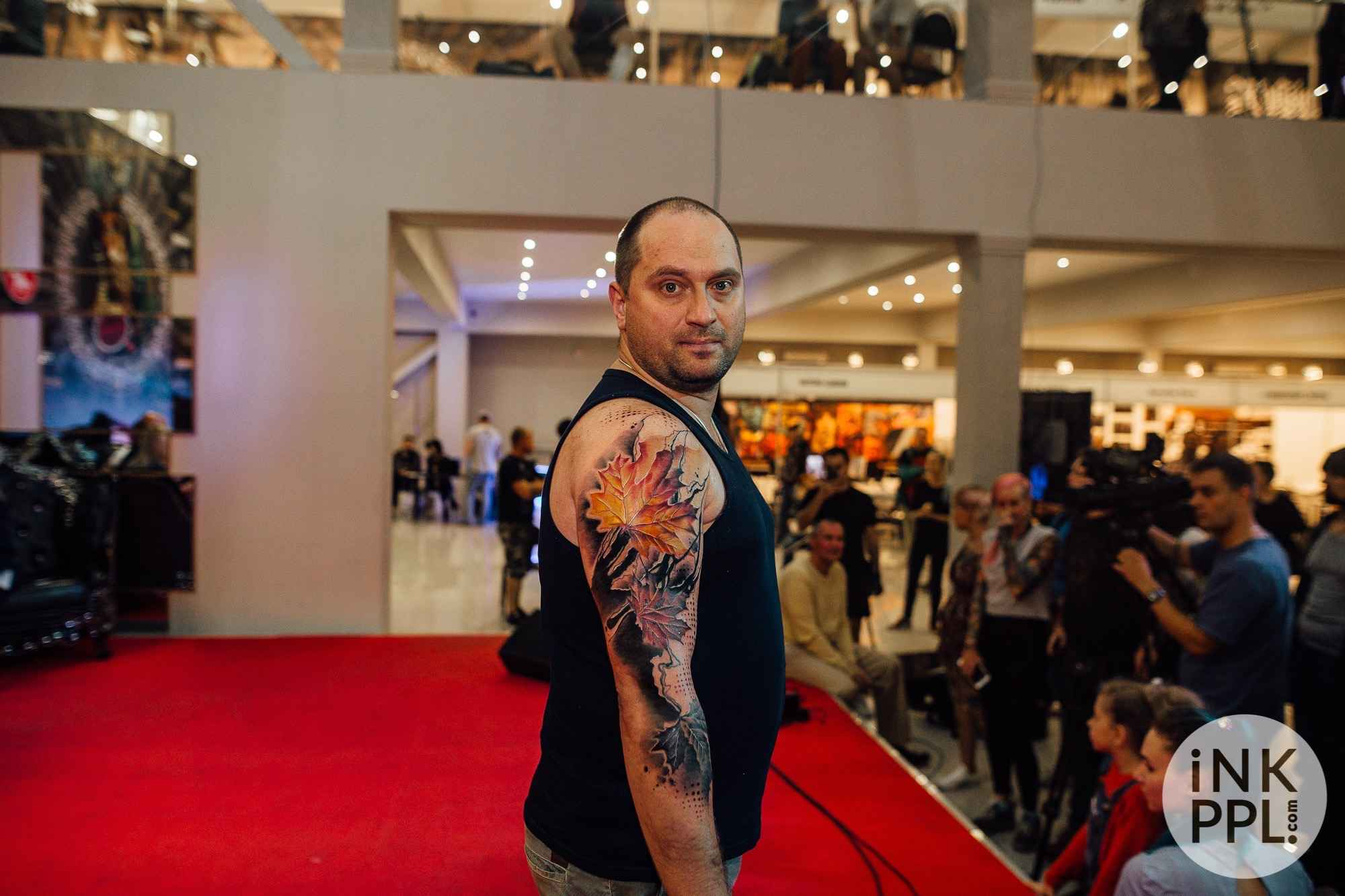 Moscow International Tattoo Week 2017 | 3 день