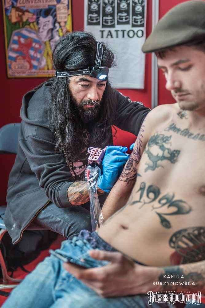 International Brussels Tattoo Convention 2017 | 3 день