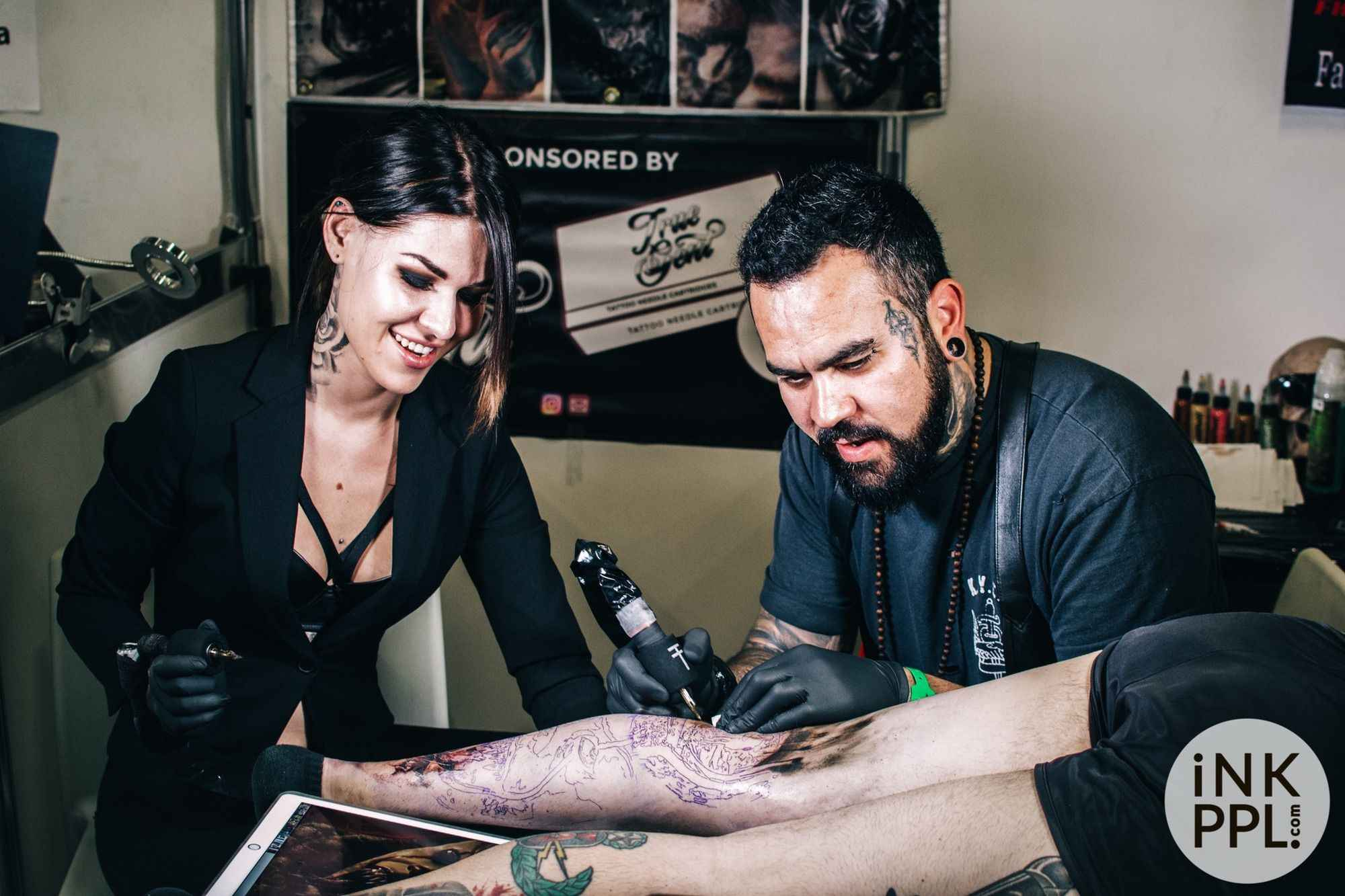 23 Milano Tattoo Convention 2018