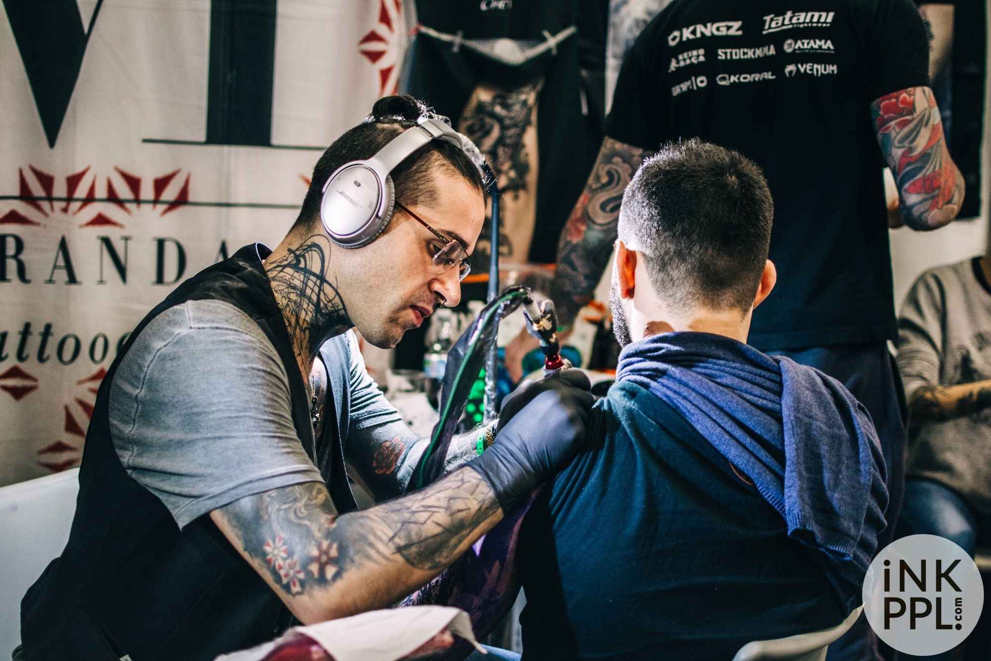 23rd Milano Tattoo Convention 2018 | Day 2