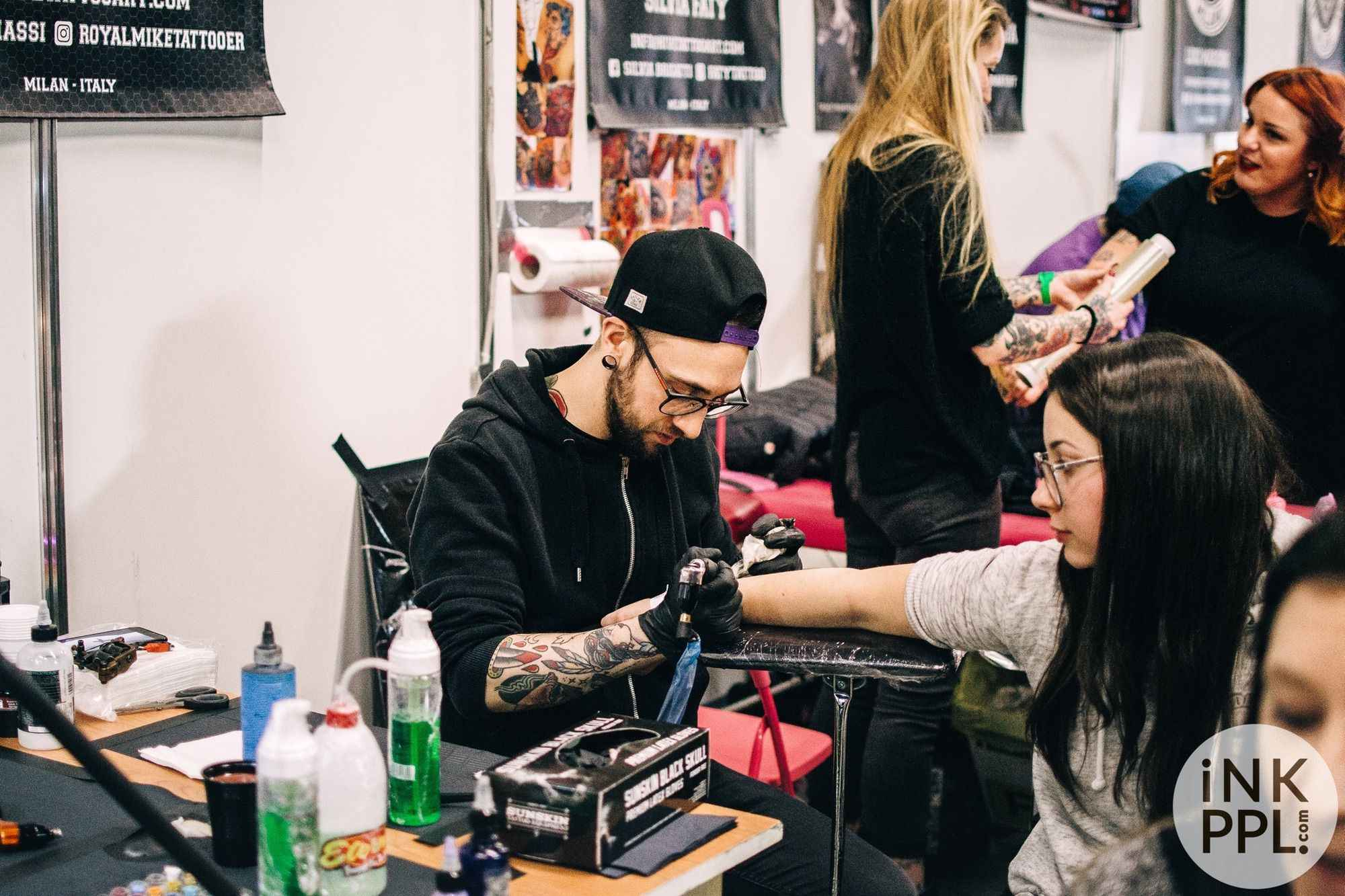 23rd Milano Tattoo Convention 2018 | 3 день