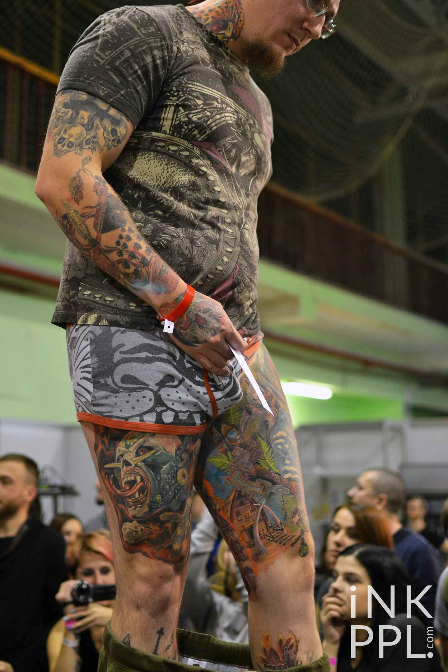 2-4 december 2016 | TATTOOMO 2016 | Voronezh (Russia)