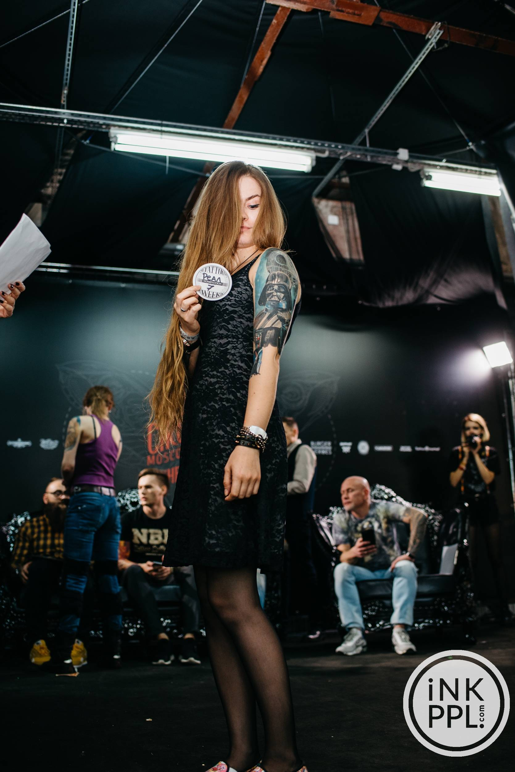 International Moscow Tattoo Week 2018 | 2 день | 15 сентября