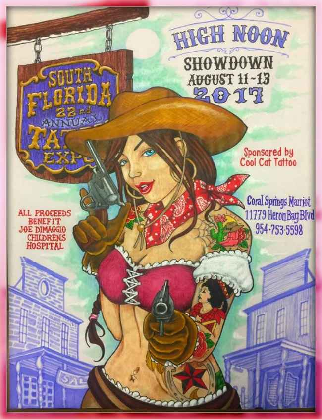 23rd South Florida Tattoo Expo