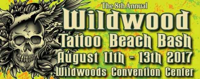 8th wildwood tattoo beach bash