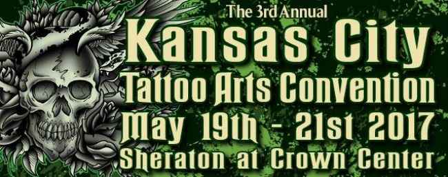 Kansas city tattoo arts convention for Tattoo parlors in kansas city