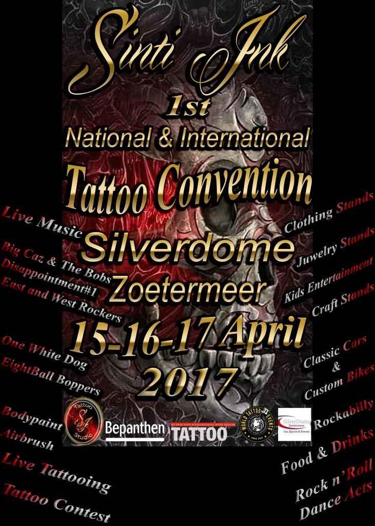 1st Sinti Ink International Tattoo Convention