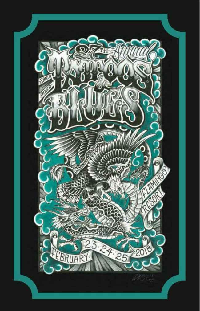 e4fc82aabd8a3 27th Santa Rosa Tattoos & Blues